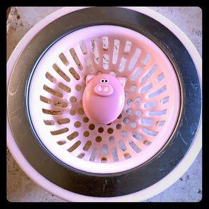 Cute Piggy Sink Strainer